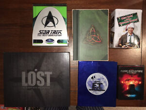 Assortment of SPECIAL EDITION and BOX SET DVDs