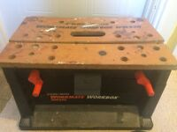 Black & Decker (workmate workbox) WM450