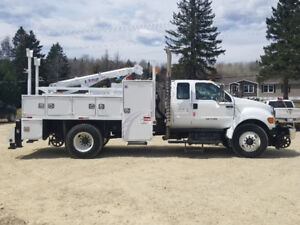 Hi Rail Thermite Truck for Lease