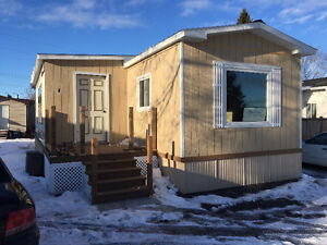 NEWLY AND COMPLETELY RENOVATED INSIDE AND OUT - TRAILER HOME