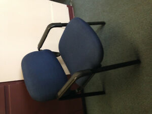 Office guest / waiting room chairs