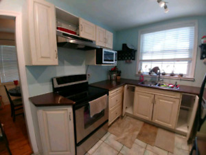 Kitchen cabinets available
