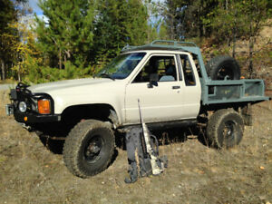 1984 Toyota Other Pickups Pickup Truck