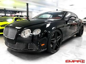 Bentley Continental GT V12 567HP COUPE AWD 2012