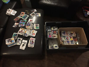 Masive Hockey Card Collection