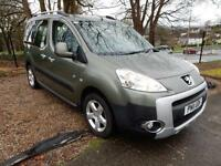 Peugeot Partner 1.6HDi 112 2010MY Tepee Outdoor **Finance Available**