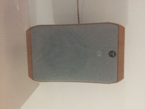 5 High end Surround sound speakers with amp