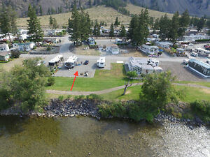 Waterfront RV Lot with or without RV
