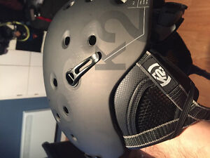 K2 Route helmet ski, snowboard and mountain bike West Island Greater Montréal image 2