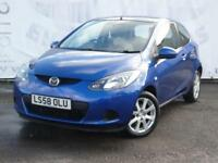 2008 MAZDA 2 1.3 TS2 3 DOOR LOW INSURANCE IDEAL FIRST CAR HATCHBACK PETROL