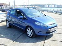 Ford Fiesta 1.25 ( 82ps ) 2010.5MY Edge