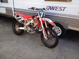 2012 fuel injected crf450