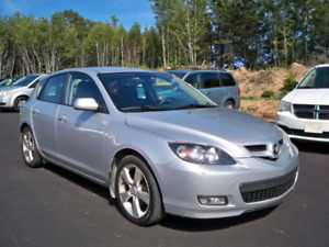 DEAL! 09 MAZDA 3 SPORT.  GREAT SHAPE+WARRANTY