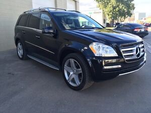 2011 Mercedes GL550  4Matic - Black on Black