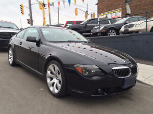 2007 BMW 6-Series 650i Coupe (2 door)-CERTFED & E-TESTED