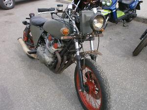 1978 Suzuki GS1000 Ratbike