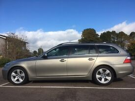 BMW 520d SE auto Business edition December 2009. £7200
