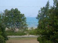 Sauble beach Cottage Rental, Beach front!!!