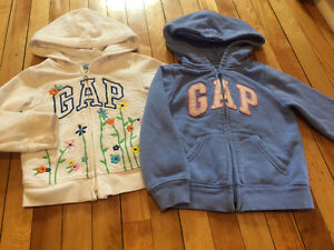 Gap hoodies