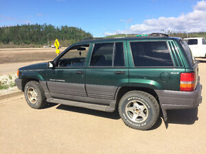 1997 Jeep Cherokee or trade for car