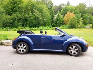 Volkswagen Beetle Convertible 2006