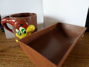 1965 Woody Wood Pecker Cereal Bowl & Cup   (VIEW OTHER ADS) Kitchener / Waterloo Kitchener Area image 7