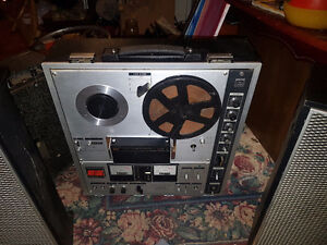 Sony TC-630 vintage,profession Reel to Reel Tape recorder/player