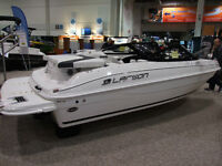 APRIL 1st up to 10% INCREASE  2015 LARSON LX195 Bowrider 4.3L