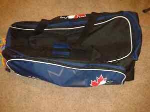Wheeled Hockey Bag