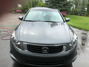 2008 Honda Accord EX-L spring sale.