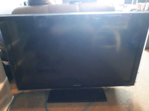 """40"""" Inch Samsung LCD Flat Screen TV With Original Remote!"""