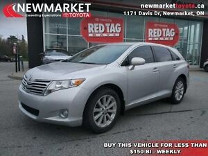 2012 Toyota Venza 4DR WGN   - Certified - $71.16 /Week