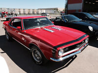 1968 CAMARO SS 350 ! SALE OR TRADE !