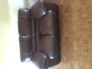 Love seat / fauteuil 2  and single chair