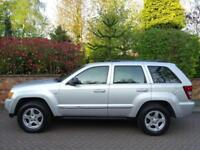 2005 55 Jeep Grand Cherokee 3.0CRD V6 ( 215 bhp ) auto Limited..HIGH SPEC !!