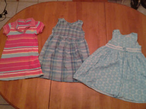 Robes fille 5 ans