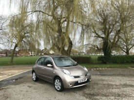 2010/10 Nissan Micra 1.2 16v N-TEC 5 Door Hatchback (FINANCE AVAILABLE)
