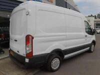 2014 Ford TRANSIT 310 TREND MWB SHR 125ps VAN *F/S/H* Manual Large Van