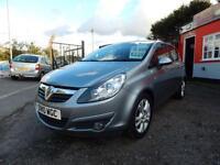 2010 Vauxhall Corsa 1.4i 16V [100] SXi 5dr [AC] 1 former keeper,Full service ...