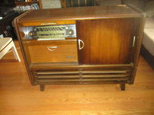 Nordmende - Isabella 58 -Antique HiFi and Phonograph