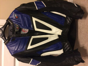 Motorcycle Men's Leather Jacket
