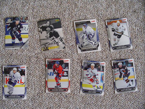 NHL Hockey Stick and Collectible Hockey Cards