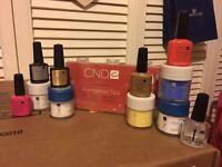 CND nail bundle