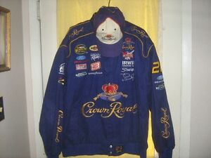 #26 Crown Royal Cotton Jacket Regina Regina Area image 1