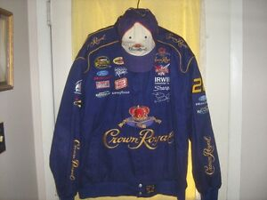 #26 Crown Royal Cotton Jacket