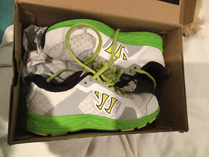 Brand new Boys Warrior Lacrosse shoes Size 1.5