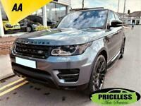 2015 Land Rover Range Rover Sport 3.0 SDV6 HSE DYNAMIC 5d 288 BHP Estate Diesel