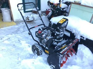 "22"" Two-Stage Snowblower"