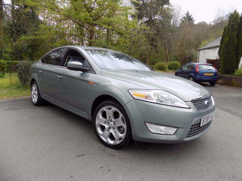 2009 ford mondeo titanium x tdci hatchback diesel in pontllanfraith caerphilly gumtree. Black Bedroom Furniture Sets. Home Design Ideas