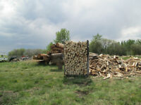Grant's Weekend Warrior Spruce and Pine Firewood